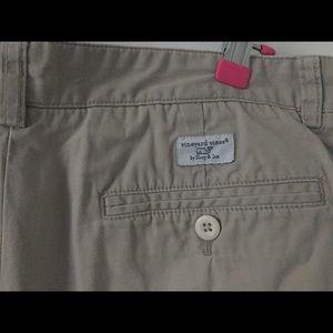 "Vineyard Vines Khaki Shorts 34 ~ 7""inseam"